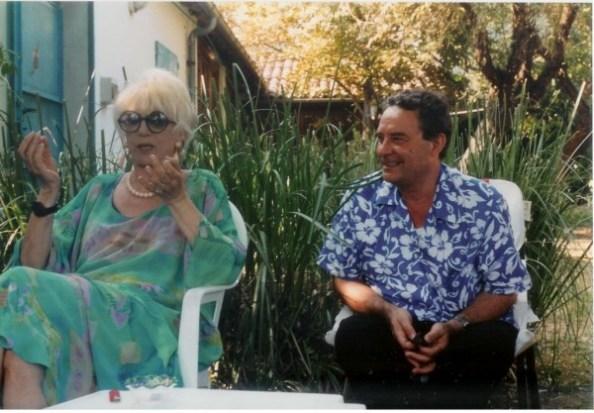 Franca Rame e Walter Valeri