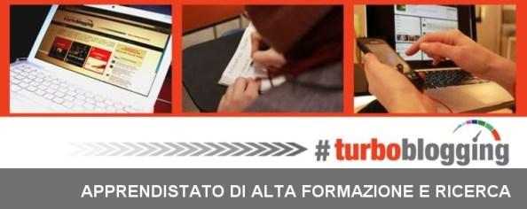 Sei stata selezionata al Turboblogging - di Rosetta Savelli