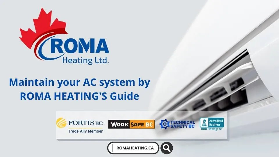 maintain your AC system