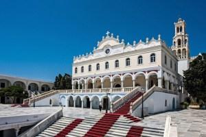 Νέα Προσκυνηματική διήμερη εκδρομή στην Τήνο ,12 και 13 Οκτωβρίου 2019