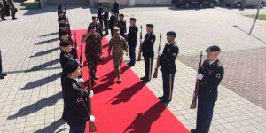 Γιατί ο ΑΓΕΣ επισκέφτηκε την Έδρα των Στρατιωτικών Δυνάμεων των ΗΠΑ στην Ευρώπη [pics]