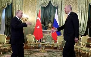 Κρίσιμη συνάντηση Πούτιν – Ερντογάν ενώ εκπνέει το βράδυ η πενθήμερη εκεχειρία