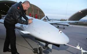 Υπερπτήση στη Ρω με UAV από την τουρκική αεροπορία