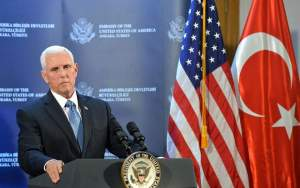 Κατάπαυση πυρός στη Συρία συμφώνησαν ΗΠΑ – Τουρκία