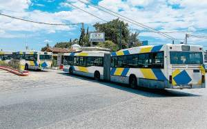 Λεωφορεία που δεν φτάνουν στον προορισμό τους
