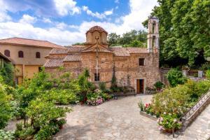 Ιερά Μονή Παναγίας Ζερμπίτσας Λακωνίας
