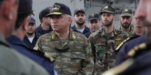 Στρατηγός Κωσταράκος: 20 Βήματα για την Εθνική Άμυνα στον 21ο αιώνα