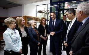 Παρουσία του πρωθυπουργού η «εκκίνηση» για το Εθνικό Συμβούλιο Ερευνας, Τεχνολογίας και Καινοτομίας – Τα βιογραφικά των μελών