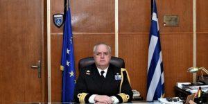 Αντιναύαρχος Στυλιανός Πετράκης: Αυτός είναι ο νέος Αρχηγός του Πολεμικού Ναυτικού
