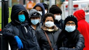 Coronavirus: New York forced to redistribute ventilators
