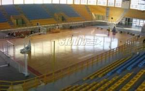 Αυτοσχέδιο νοσοκομείο για ασθενείς του κορωνοϊού σε κλειστό γυμναστήριο στην Ξάνθη