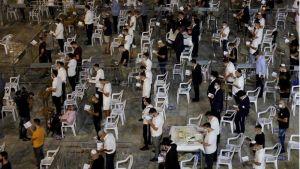 Coronavirus: Israel marks Jewish New Year with second lockdown