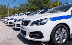 Άλλα 62 νέα οχήματα στον στόλο της Ελληνικής Αστυνομίας