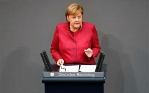 Να προχωρήσουν σε άμεσα και σύντομα lockdown καλεί η Μέρκελ τους ηγέτες της Ε.Ε.