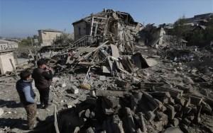 Αρμενία- Αζερμπαϊτζάν: Νέα δέσμευση για «ανθρωπιστική εκεχειρία» από αύριο