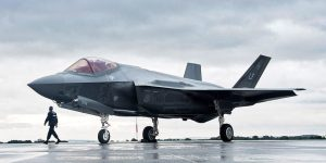 F-35: Ο Τζέφρι Πάιατ ξεκαθαρίζει το τοπίο για τα stealth μαχητικά στην Ελλάδα