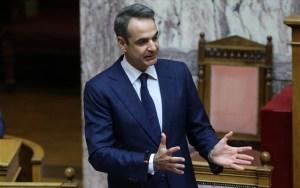 Κ. Μητσοτάκης: Οι περιορισμοί Covid δεν περιορίζουν τις μεταρρυθμίσεις