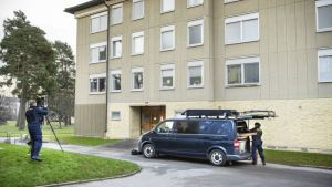 Stockholm mother arrested 'after keeping son for decades in flat'
