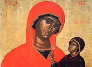 Αφιέρωμα στην Κυρία Θεοτόκο (Α') ΜΥΡΙΠΝΟΑ ΑΝΘΗ, Δ. Λυκούδης