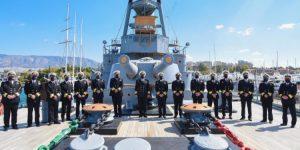 Πολεμικό Ναυτικό: Αυτή είναι η σύνθεση του νέου Ανωτάτου Ναυτικού Συμβουλίου