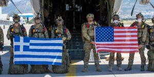 Stolen Cerberus: Επίδειξη ισχύος από Έλληνες και Αμερικανούς κομάντο [pics,vids]