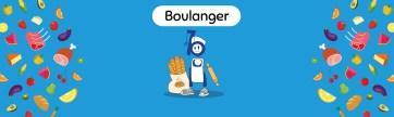 Banderole pour le stand Boulanger du salon #BON 2017