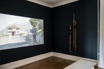 Marcher puis disparaître, Villa Bernasconi, 2015