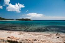 Corsica coastline is sometime like tropical beaches.