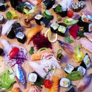 Sushi à Poitiers