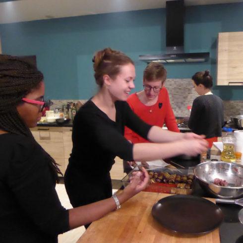 cours de cuisine à poitiers