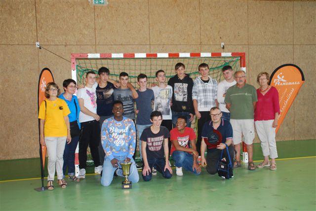 remise trophée et challenge à Sablé - 19 région
