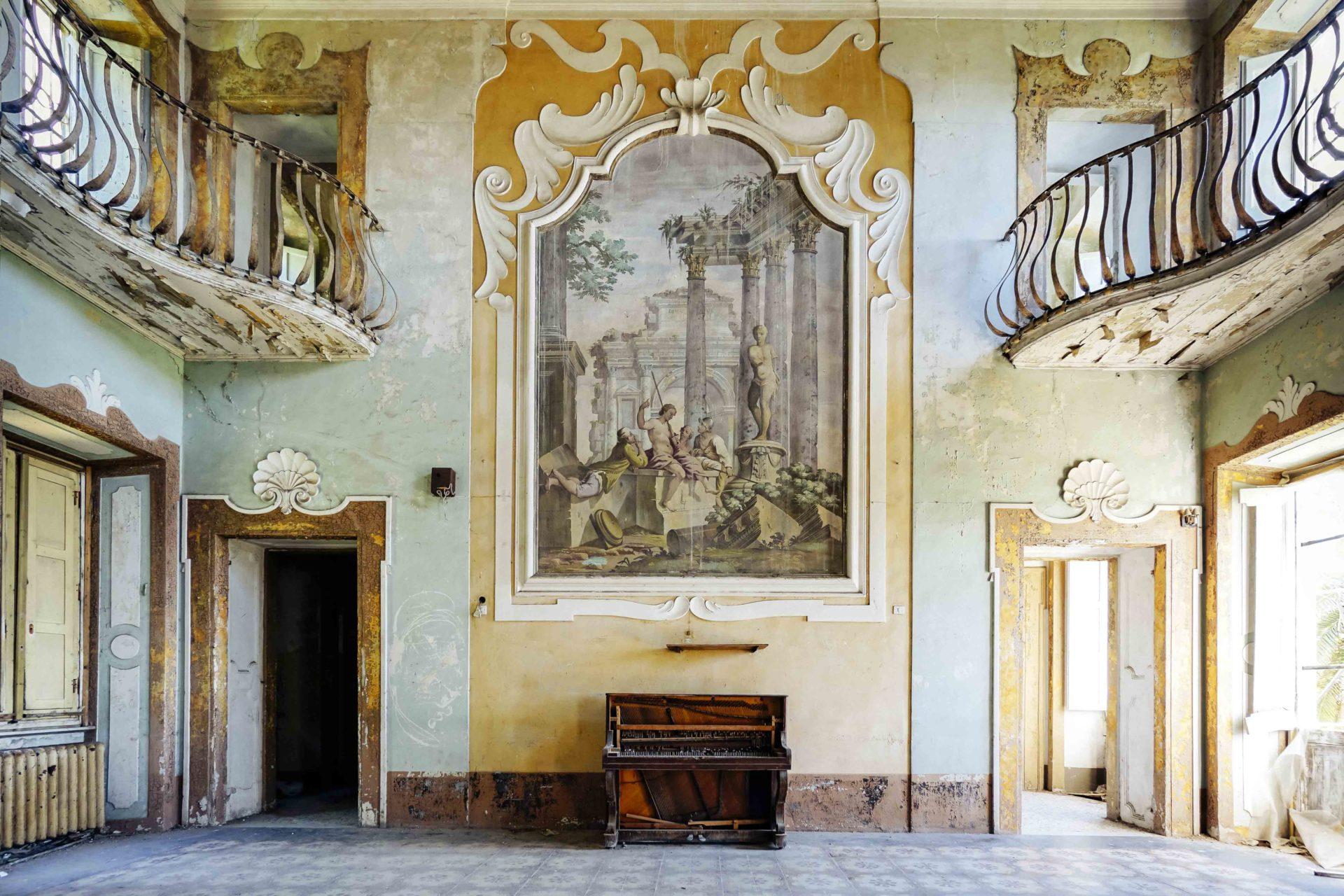 Requiem pour pianos 2 | Serie Requiem pour pianos | Romain Thiery| Italy