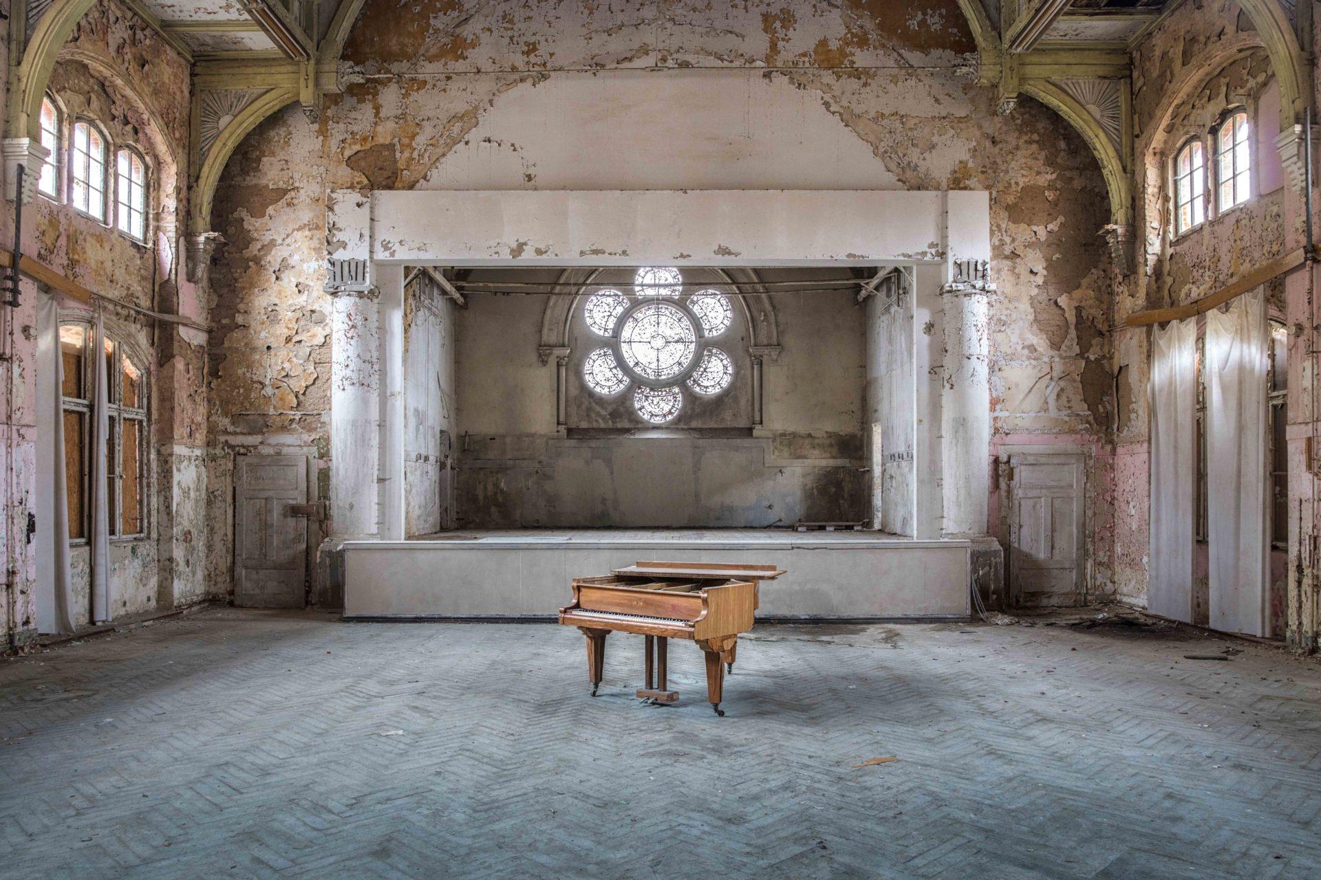 Requiem pour pianos 28 | Serie Requiem pour pianos | Romain Thiery | Germany