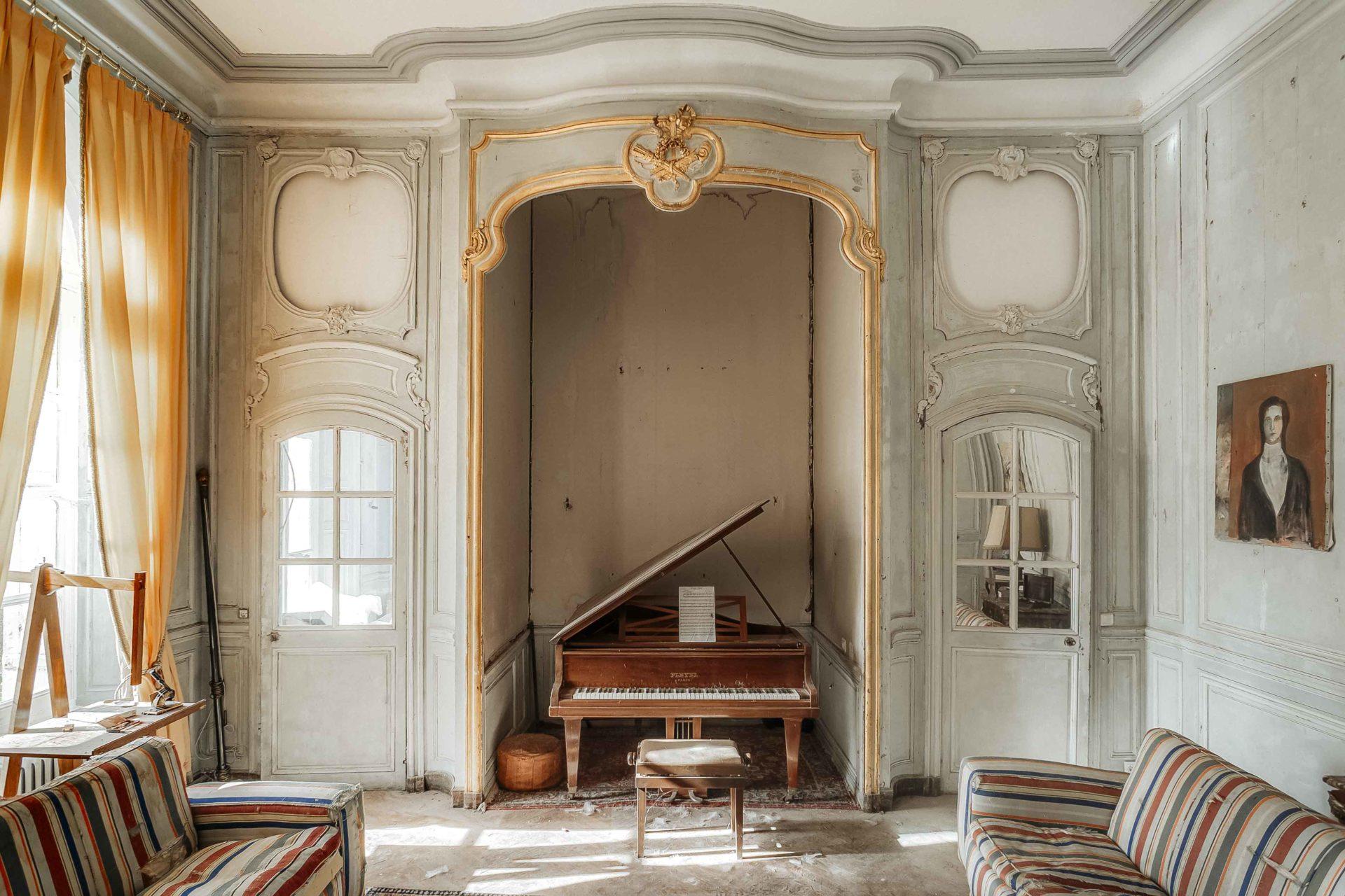 Requiem pour pianos 3 | Serie Requiem pour pianos | Romain Thiery | France