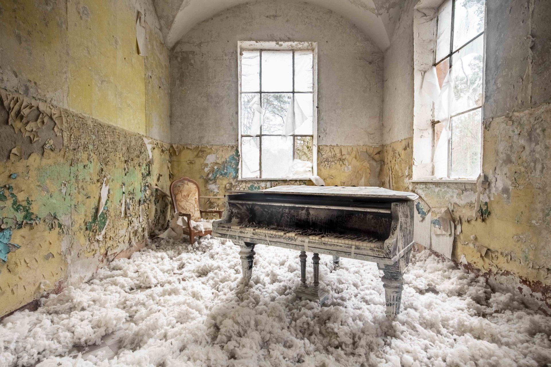 Requiem pour pianos 4 | Serie Requiem pour pianos | Romain Thiery | Germany