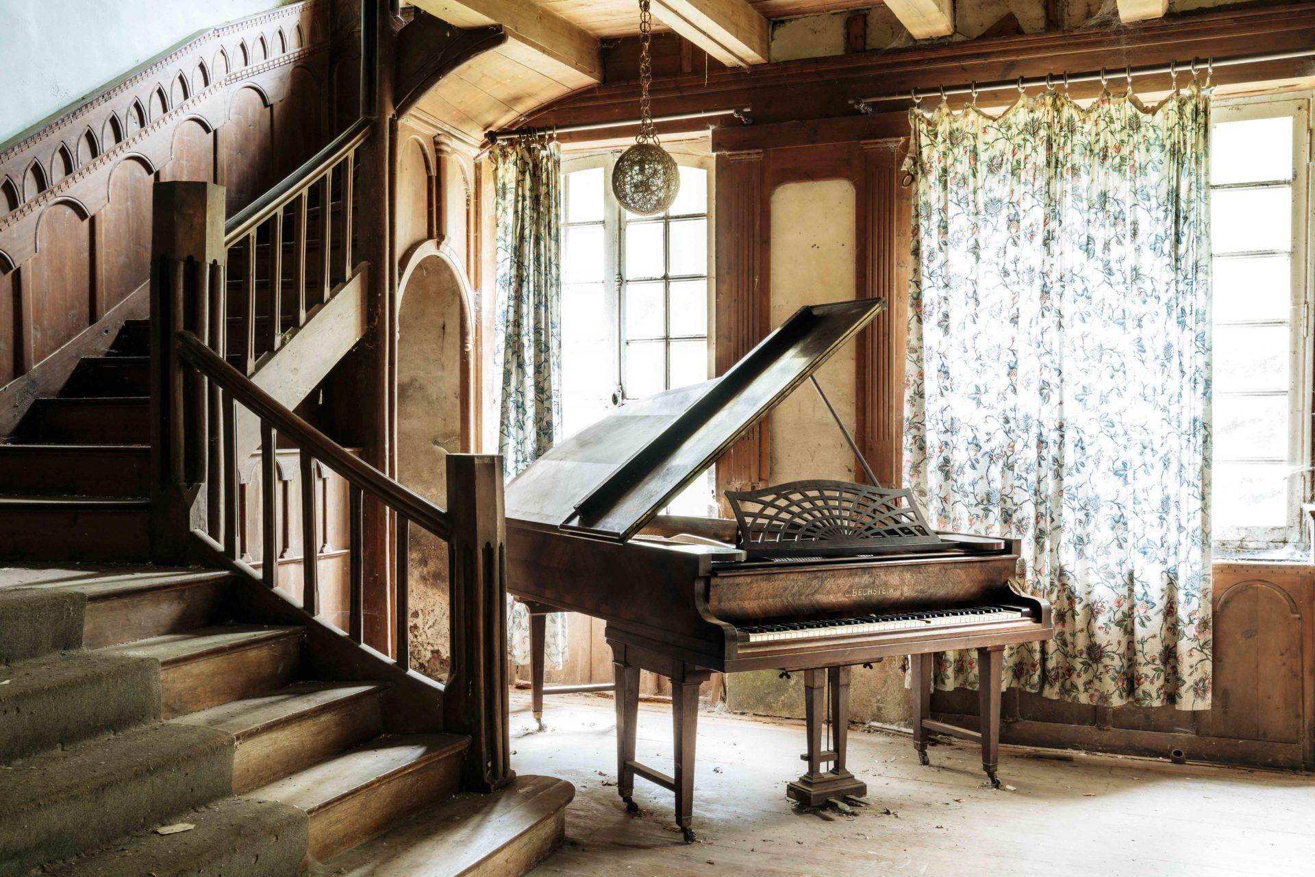 Requiem pour pianos 67 | Serie Requiem pour pianos | Romain Thiery | France
