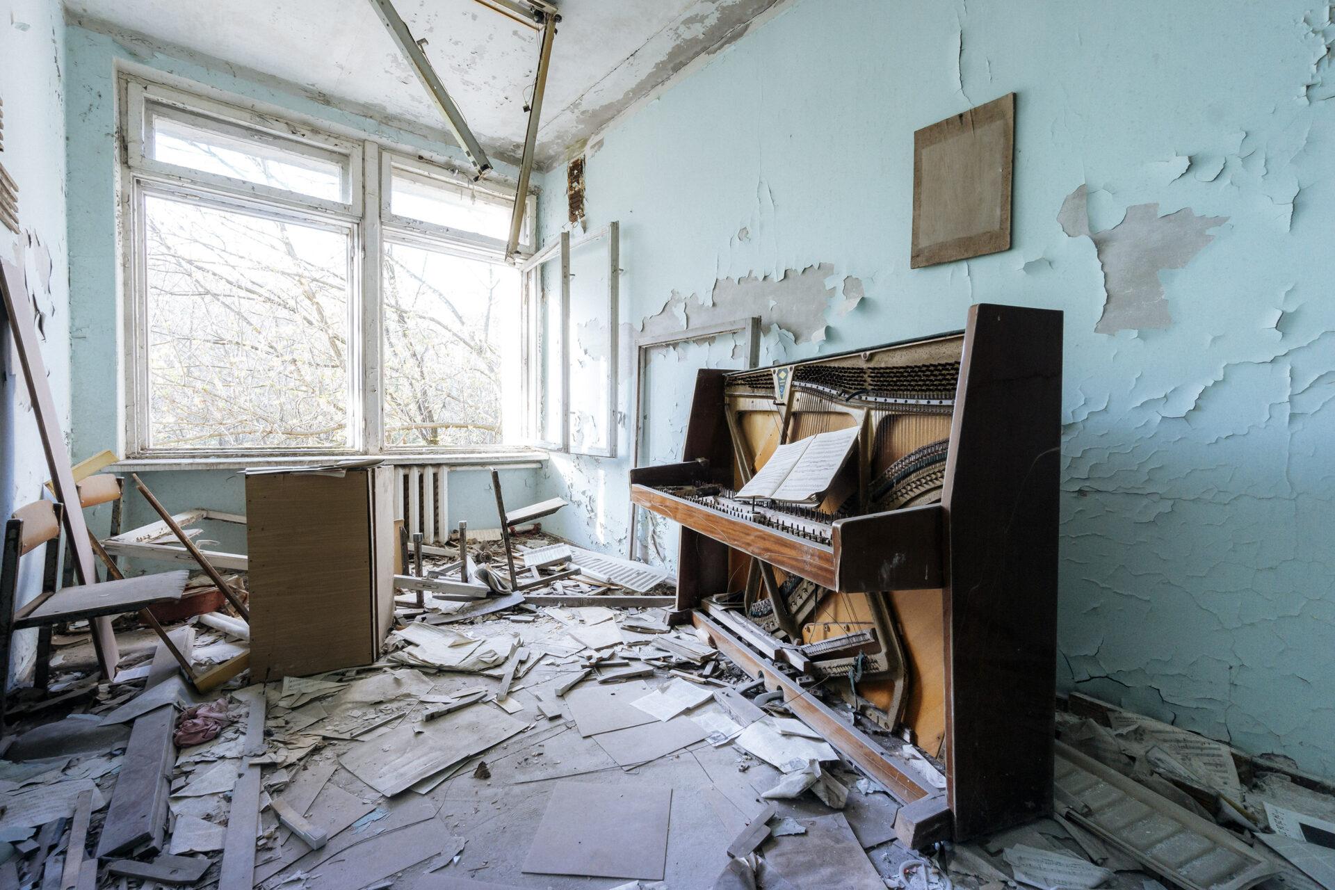 Requiem pour pianos 45 | Serie Requiem pour pianos | Romain Thiery