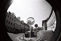 Stará Praha s Lomography Fisheye-5