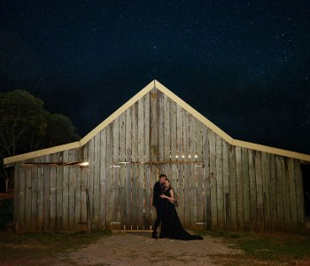 pop up wedding / backyard wedding