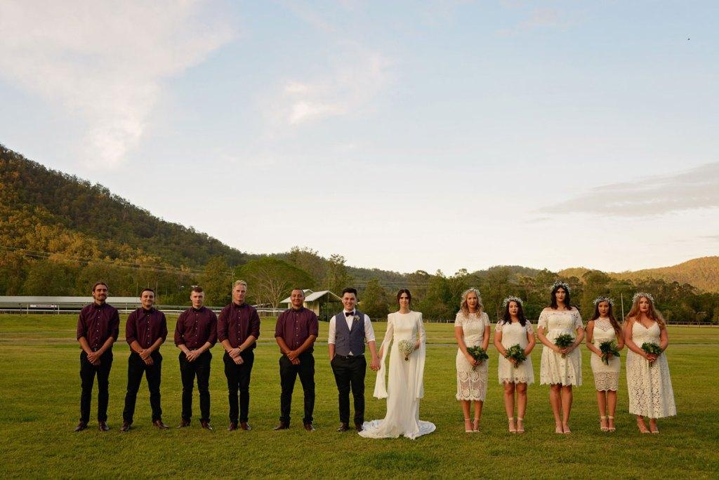 diy wedding samford valley best brisbane wedding photographer