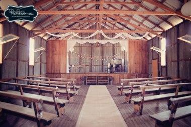 Rustic Woodstock wedding