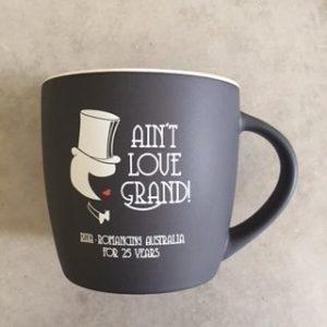 RWA 25 Anniversary Mug