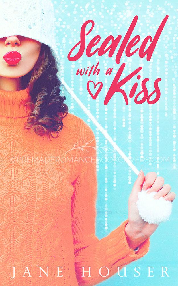 Chick-lit Premade Romance Book Cover