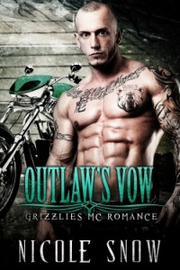 Outlaw's Vow by Nicole Snow Cover Reveal