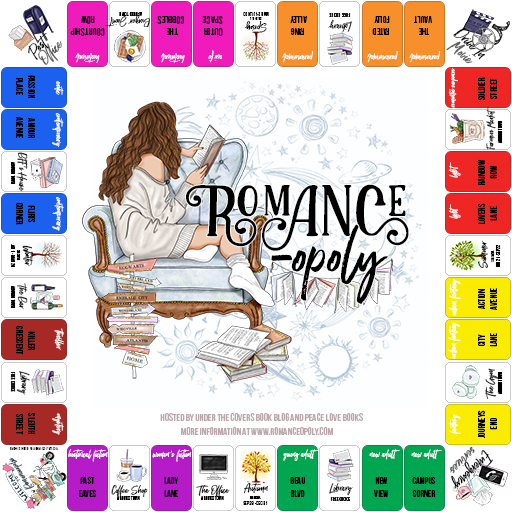 Romanceopoly board