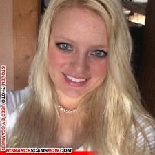 Brie Watson brie.watson@yahoo.com - stolen photo - sloppy scammer
