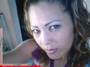 Romance Scammer / Dating Scammer - Image Stolen From Real Person