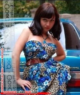 Stolen Photo being used by Dating Scammers or Fraudsters