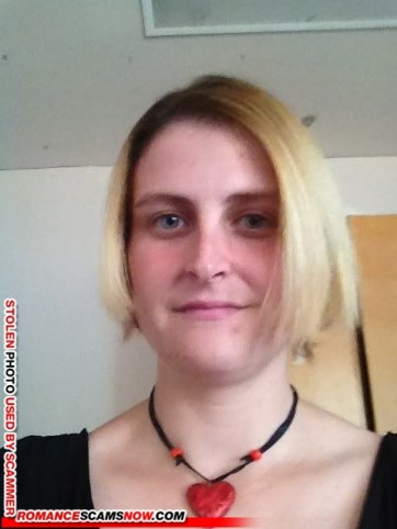 jrobyn74@yahoo - Romance Scammer / Dating Scammer - Image Stolen From Real Person