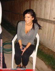 mavowu - Romance Scammer / Dating Scammer - Image Stolen From Real Person